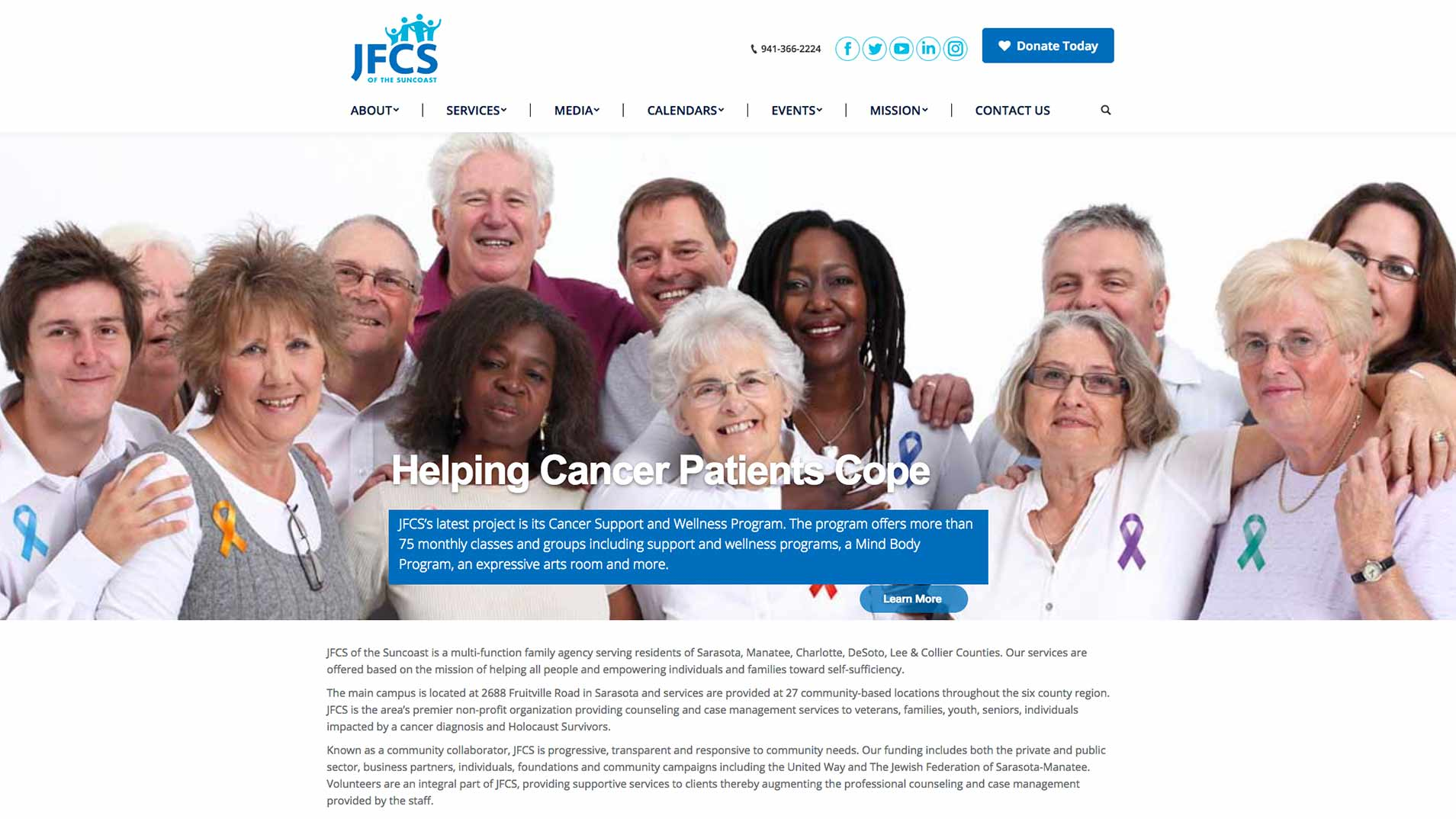 JFCS-cares.org - JFCS of the Suncoast